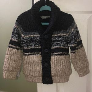 Boys lined Sweater 12-18 months Primark